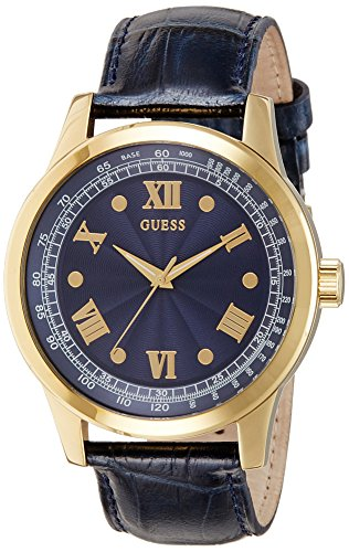 Guess W0662G3 Blue Dial Analog Men's Watch