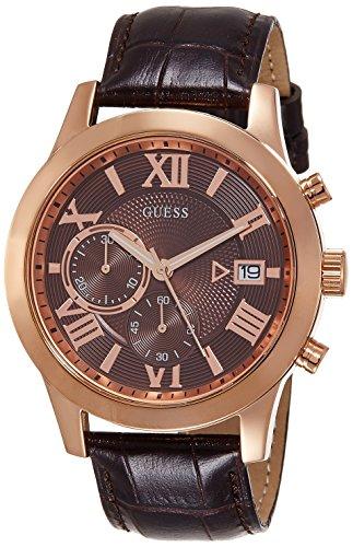 Guess W0669G1 Brown Dial Chronograph Men's Watch (W0669G1)