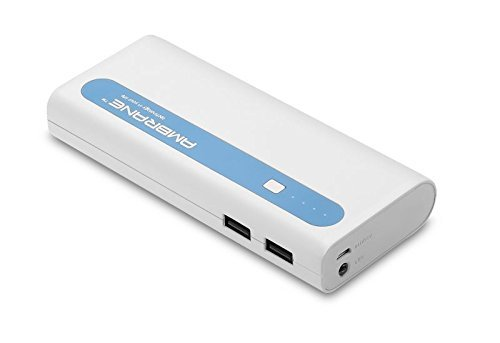 Ambrane P-1310 13000mAh PowerBank (White-Blue)