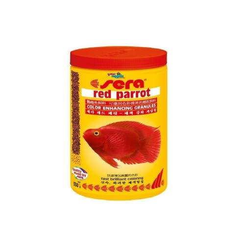 Sera Red Parrot Fish Food 1000 ml