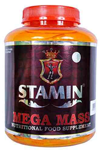 Stamin Nutrition Mega Mass (2Kg, Chocolate)