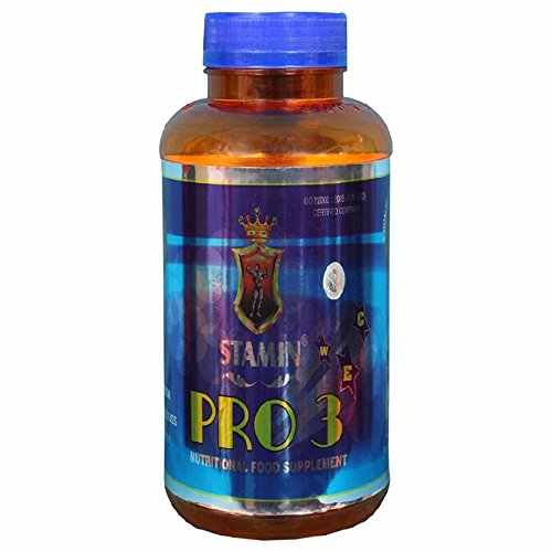 Stamin Nutrition Pro 3 (1Kg, Chocolate)