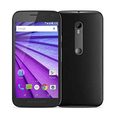 Moto G 3rd Generation Black 2GB Mobile