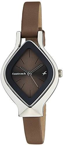 Fastrack NG6109SL02C Analog Watch (NG6109SL02C)