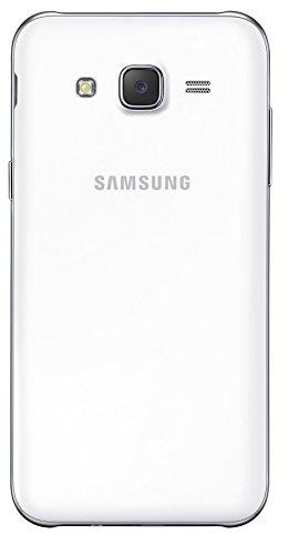 Samsung Galaxy J5 SM-J500F 8GB White Mobile