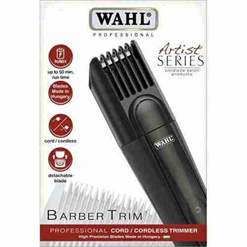 Wahl 01030-0010 Professional Cordless Trimmer
