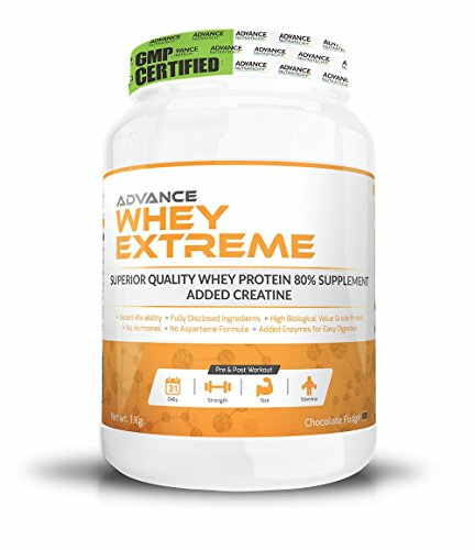 Advance Nutratech Whey Extreme Supplement (1Kg, Chocolate)