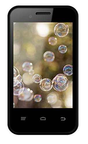 Intex Cloud X15+ 512 MB Black Mobile