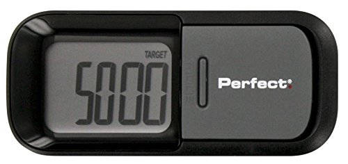 Perfect Fitness Calorie Pedometer Step Counter