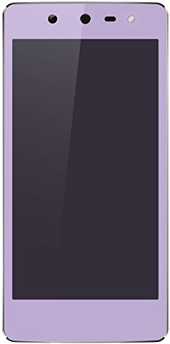 Micromax Canvas Selfie 3 Q348 (Micromax Q348) 8GB Purple Mobile