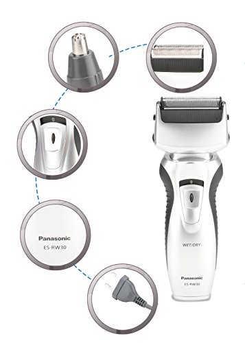 Panasonic ESRW30CM Rechargeable Shaver