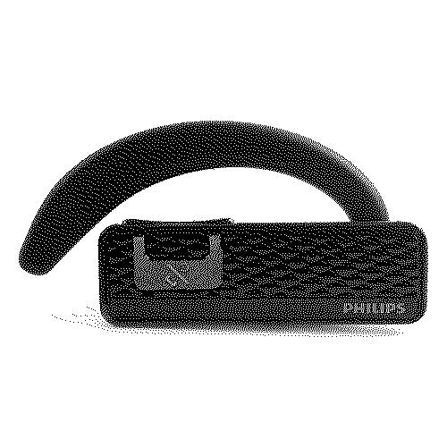 Philips SHB1500/97 Wireless Bluetooth Headset