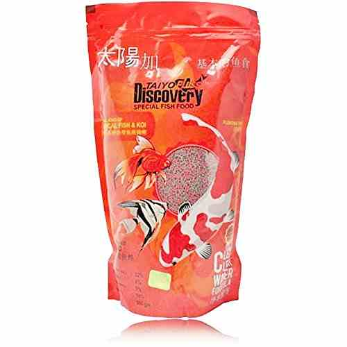 Taiyo Pluss Discovery Fish Food (500 gm)