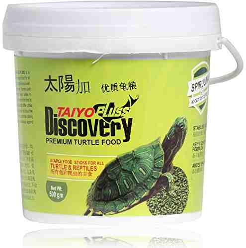 Taiyo Pluss Discovery Turtle Food (500 gm)