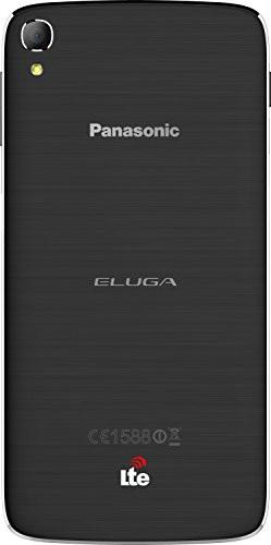 Panasonic Eluga Switch 32GB Grey Mobile