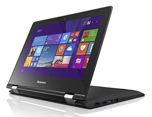 Lenovo Yoga 300 (80M0007KIN) Pentium Quad Core 4 GB 500 GB Windows 10 Below 12 Inch Laptop