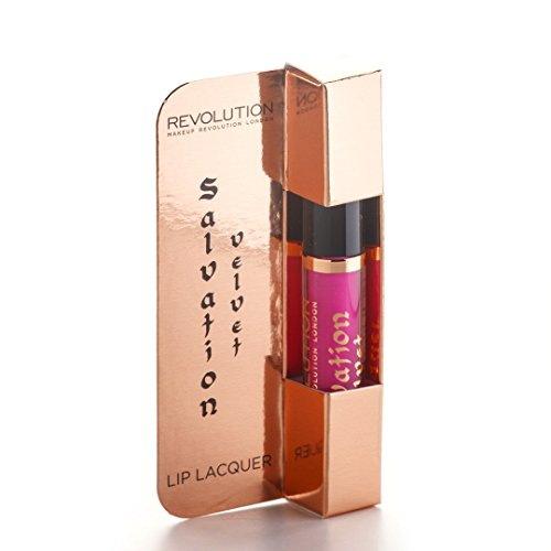 Makeup Revolution London I Fall in Love Lip Lacquer , 2 ML Salvation Velvet