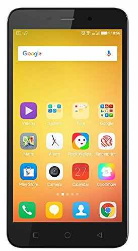 Coolpad Note 3 16GB Black Mobile