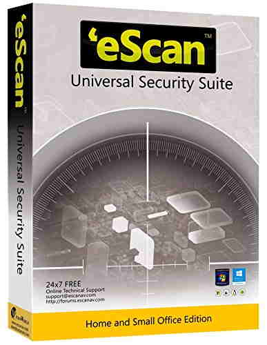 eScan Universal Security Suite 3 User 1 Year