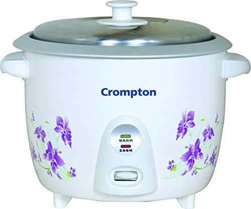 Crompton Greaves MRC61-I 1.5L Electric Rice Cooker