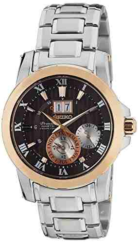 Seiko SNP128P1 Analog Watch