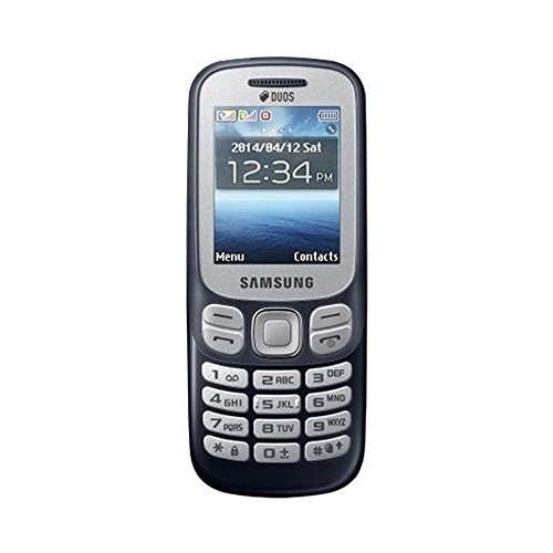 Samsung Metro 313 2MB Black Mobile