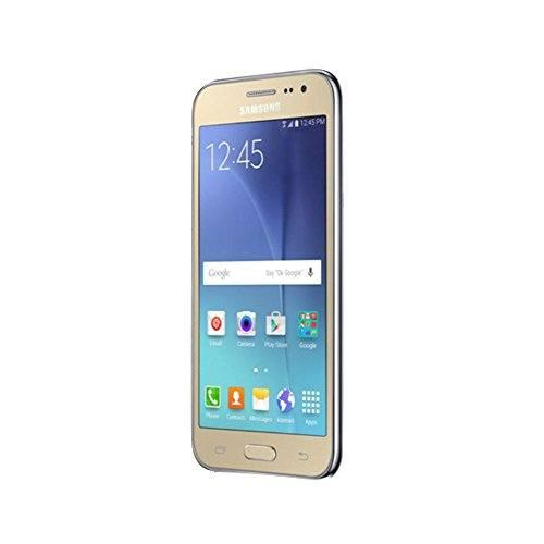 Samsung Galaxy J2 (Samsung SM-J200G) 8GB Gold Mobile