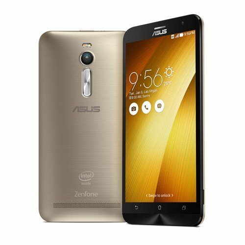 Asus Zenfone 2 ZE551ML (4GB RAM 32GB ROM 2.3 GHz) Gold Mobile
