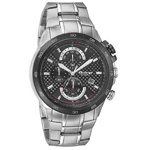 Titan 90046KM02 Analog Watch (90046KM02)