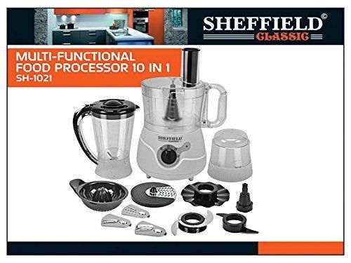 Sheffield Classic SH-1021 Food Processor