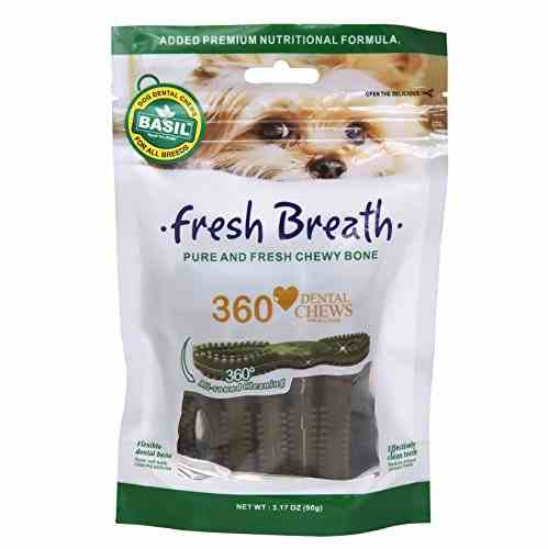 Petswill Fresh Breath Vegetable Dog Treat 90 gm