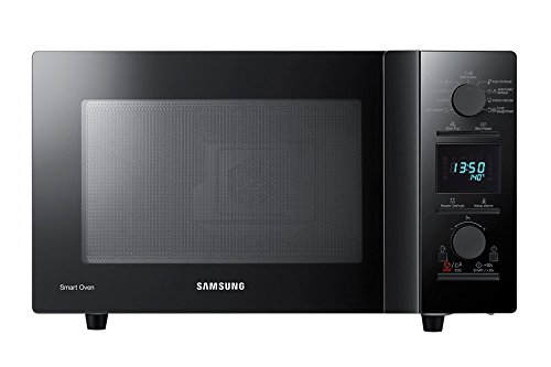 Samsung CE117PC-B2/XTL 32-Ltr 2900-Watt Convection MWO with Tandoor Technology Microwave Oven Black