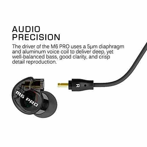 MEElectronics MEE Audio M6 Pro In Ear Headset