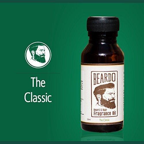 Beardo Beard and Hair Fragrance Oil, 30 ML