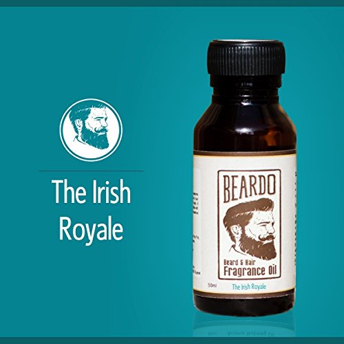 Beardo Beard and Hair Fragrance Oil - 30 ml (The Irish Royale)