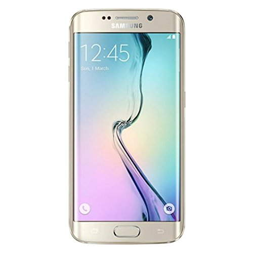 Samsung Galaxy S6 Edge 64GB Gold Mobile