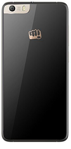 Micromax Canvas Knight 2 E471 (Micromax E471) 16GB Black Champagne Mobile