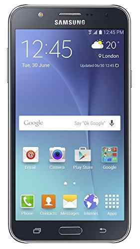 Samsung Galaxy J7 (Samsung SM-J700F) 16GB Black Mobile