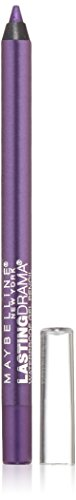 Maybelline New York Lasting Drama Gel Liner, Polished Amethyst, 1.1g