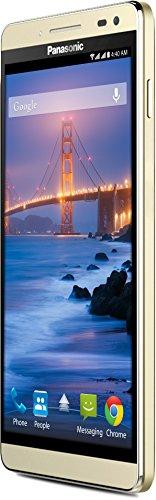 Panasonic Eluga I2 8GB Mettalic Gold Mobile