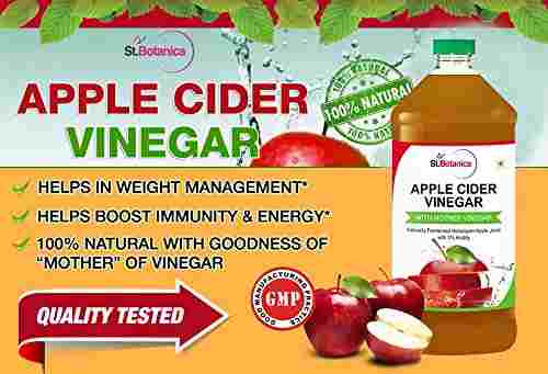 StBotanica Apple Cider Vinegar (500 ml)