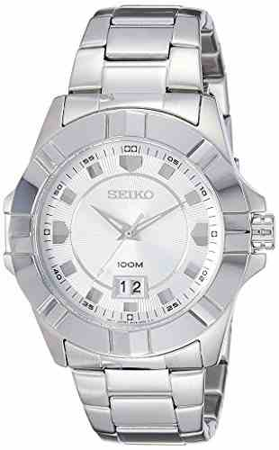 Seiko SUR127P1 Lord Analog Watch (SUR127P1)