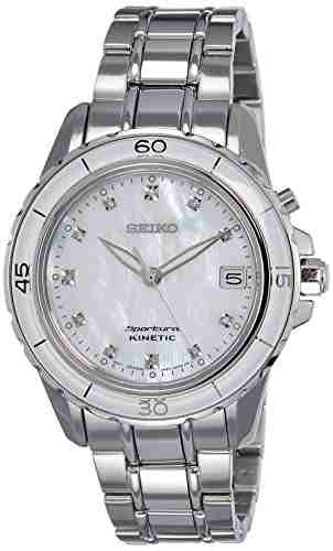 Seiko SKA881P1 Sportura Analog Watch