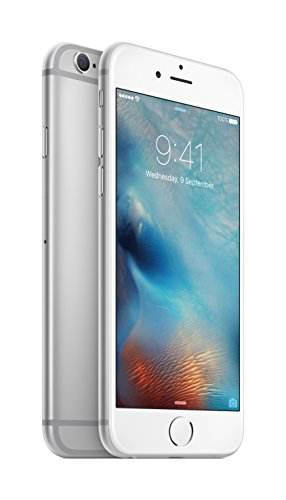 Apple iPhone 6s 16GB Silver Mobile, MKQK2HN/A