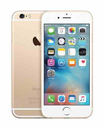Apple iPhone 6s 64GB Gold Mobile, MKQQ2HN/A
