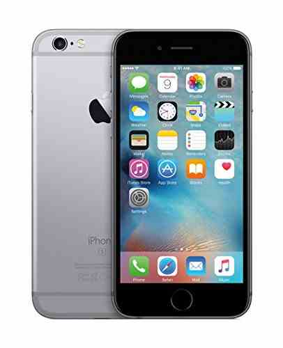 Apple iPhone 6s 128GB Space Grey Mobile, MKQT2HN/A