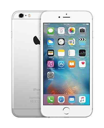 Apple iPhone 6S Plus 32GB Silver Mobile, MN2X2HN/A