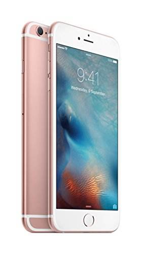 Apple iPhone 6s Plus 16GB Rose Gold Mobile, MKU52HN/A