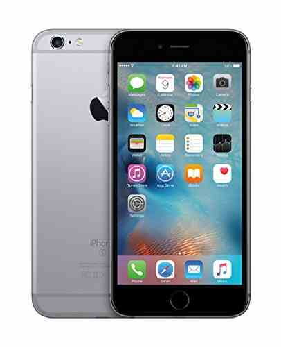 Apple iPhone 6s Plus 128GB Space Grey Mobile, MKUD2HN/A