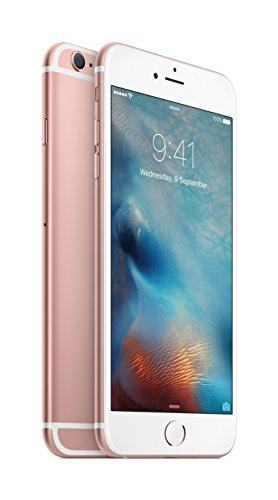 Apple iPhone 6s Plus (Apple MKUG2HN/A) 128GB Rose Gold Mobile